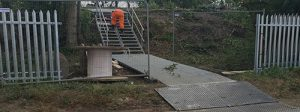 access steps