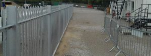Temporary Fencing And Barrier Hire