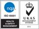 NQA ISO 45001