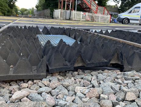 Premier Rail leading Strail installer