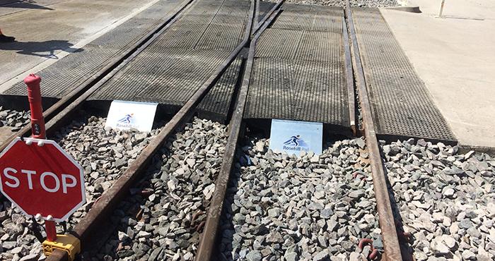 Rosehill rail RRAP installation Premier rail