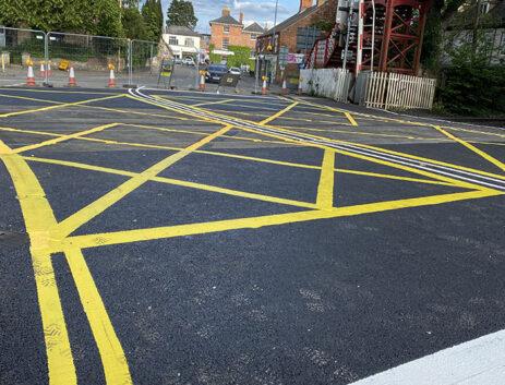 Upgrading Oakham's level crossing