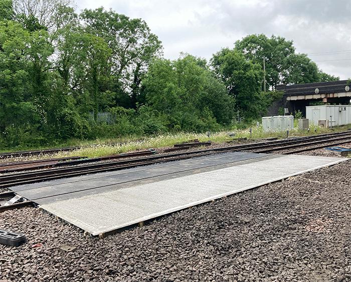 Brocklesby crossing upgrade - Premier rail